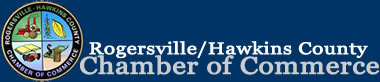 Rogersville Tennessee Chamber of Commerce Logo