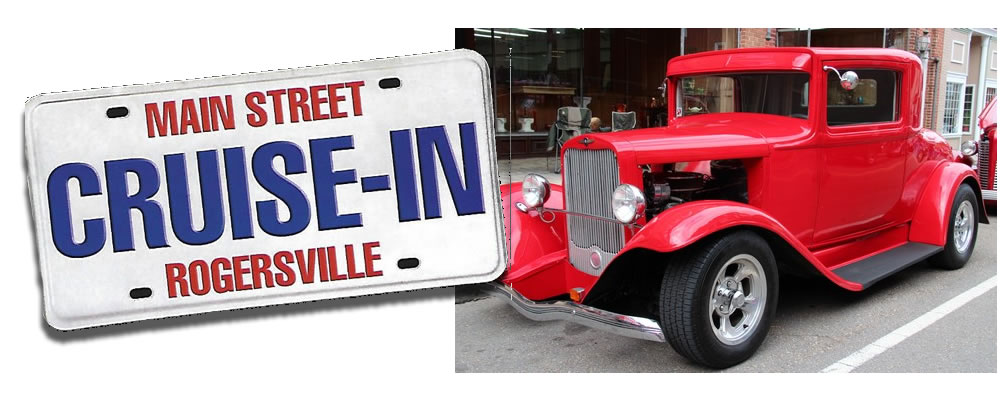 Cruise In On The Square Rogersville Tennessee Chamber Of Commerce